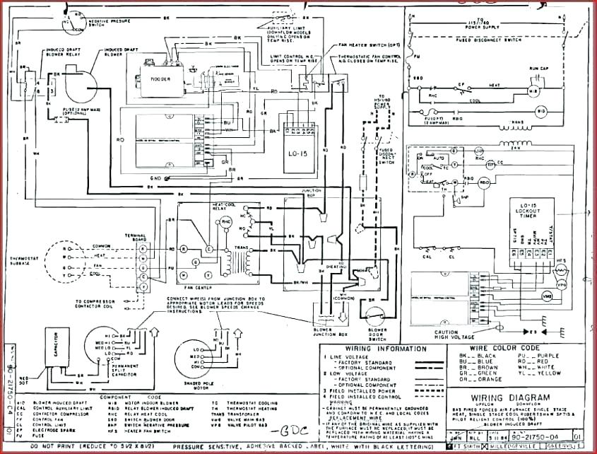 [FC_0260] And Reznor Unit Heaters Wiring Diagram Wiring