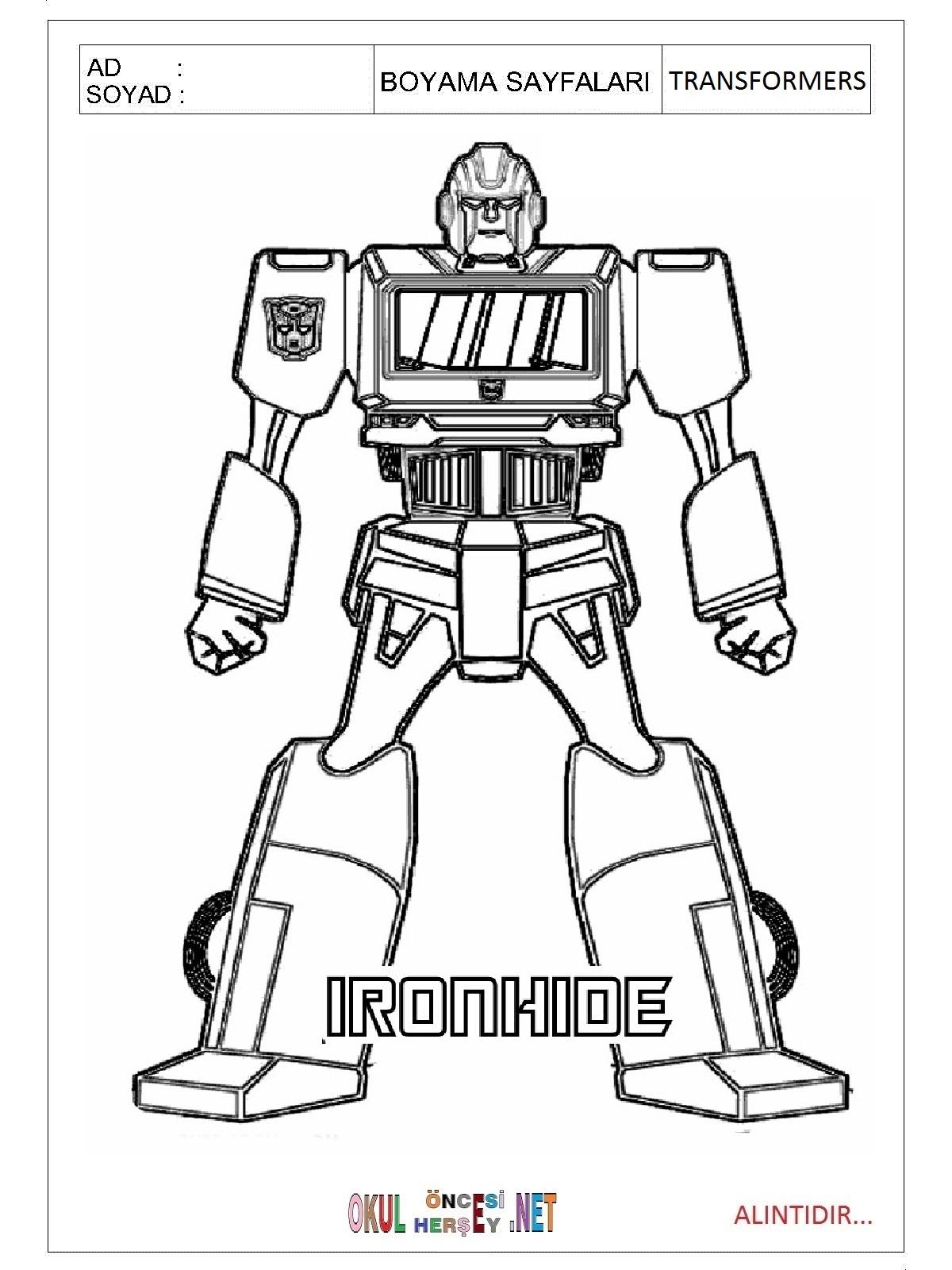 Robot Boyamas