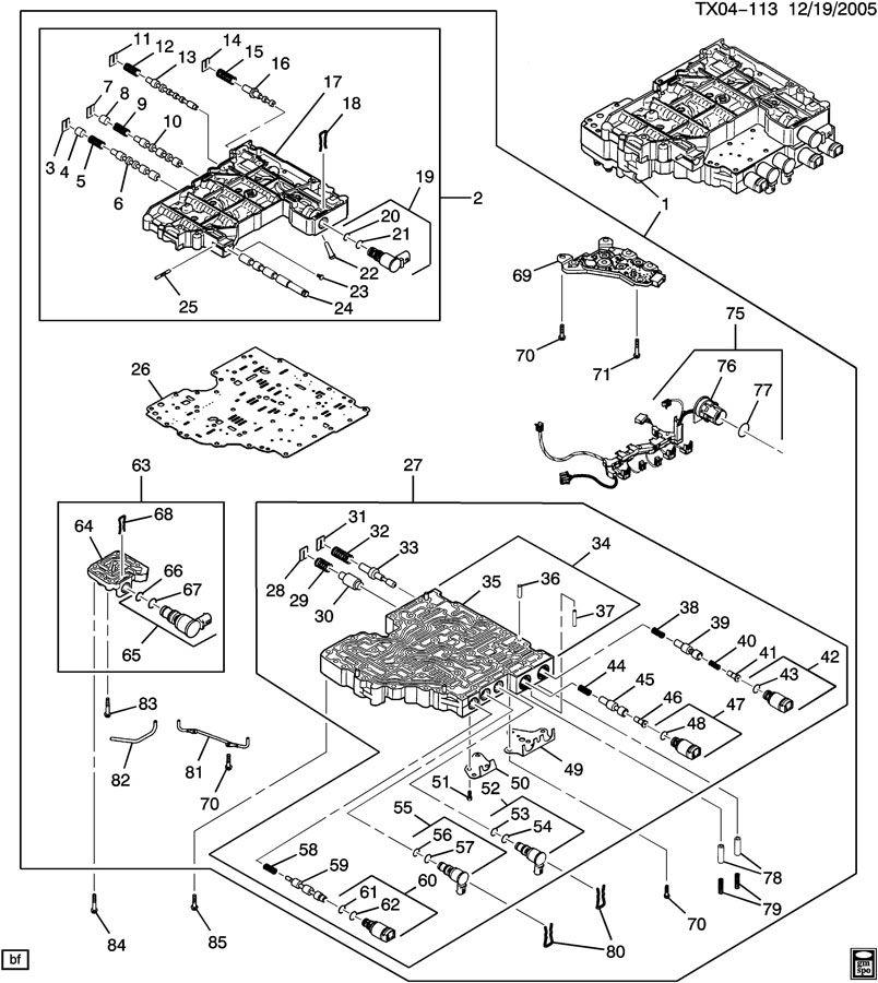 Allison Transmission Wiring Diagram : Allison Transmission
