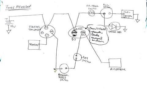 [TB_3399] Massey Ferguson 35 Wiring Diagram 165 Massey