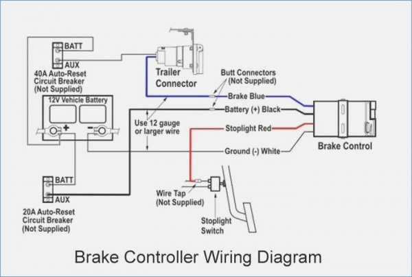 redline trailer brake controller wiring diagram  www planet