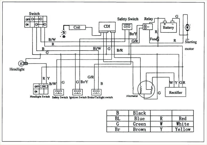 Roketa 110 Atv Wiring Diagram Database