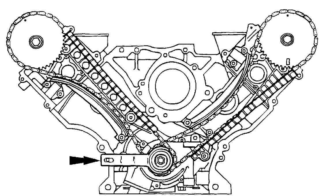 [OR_4303] Engine Timing Chain Diagram Download Diagram