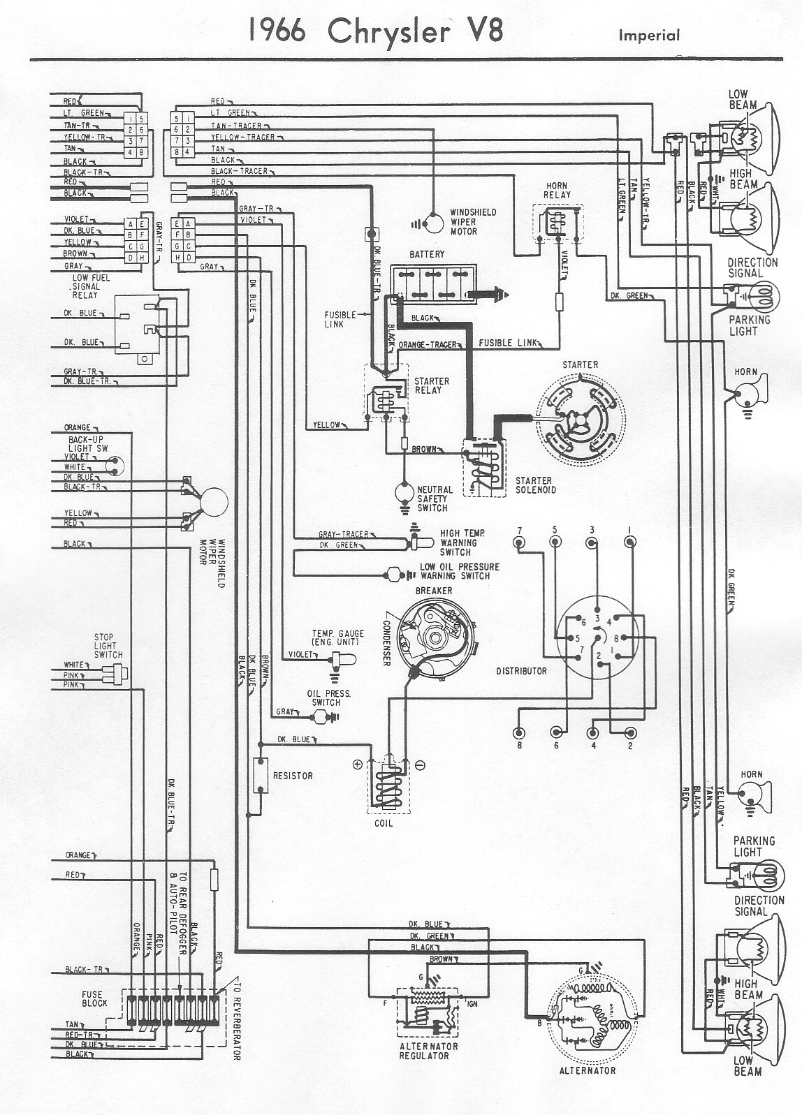 [ZN_4570] Plymouth Start Wiring Diagram Free Diagram