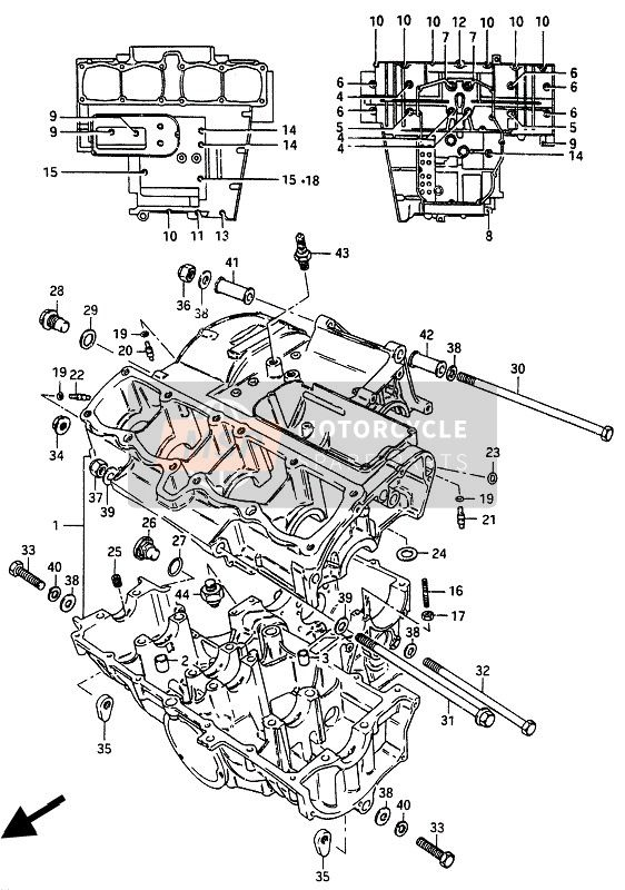 [HM_3680] Suzuki Gsx 750 F Wiring Diagram Download Diagram