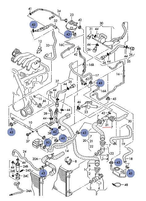 2000 Vw Jetta Vr6 Engine Diagram / 12v Vr6 Compression