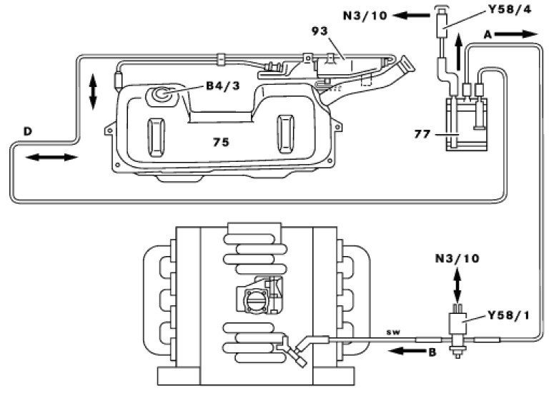 [CB_5689] Wiring Diagram To Fuel Pump Further Mercedes