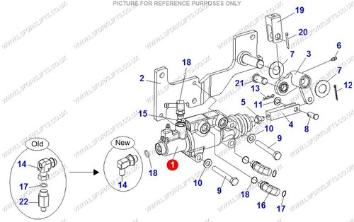 [EC_5474] Daewoo G25S Manual Wiring Diagram