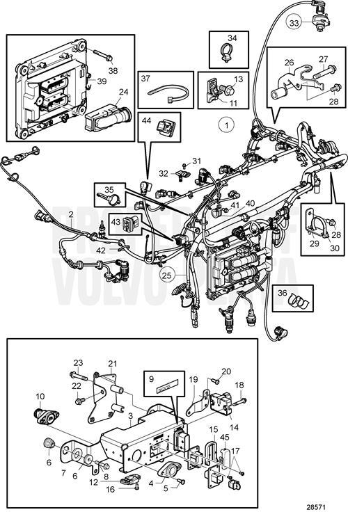 [SZ_9846] Volvo Engine Wiring Diagram Download Diagram