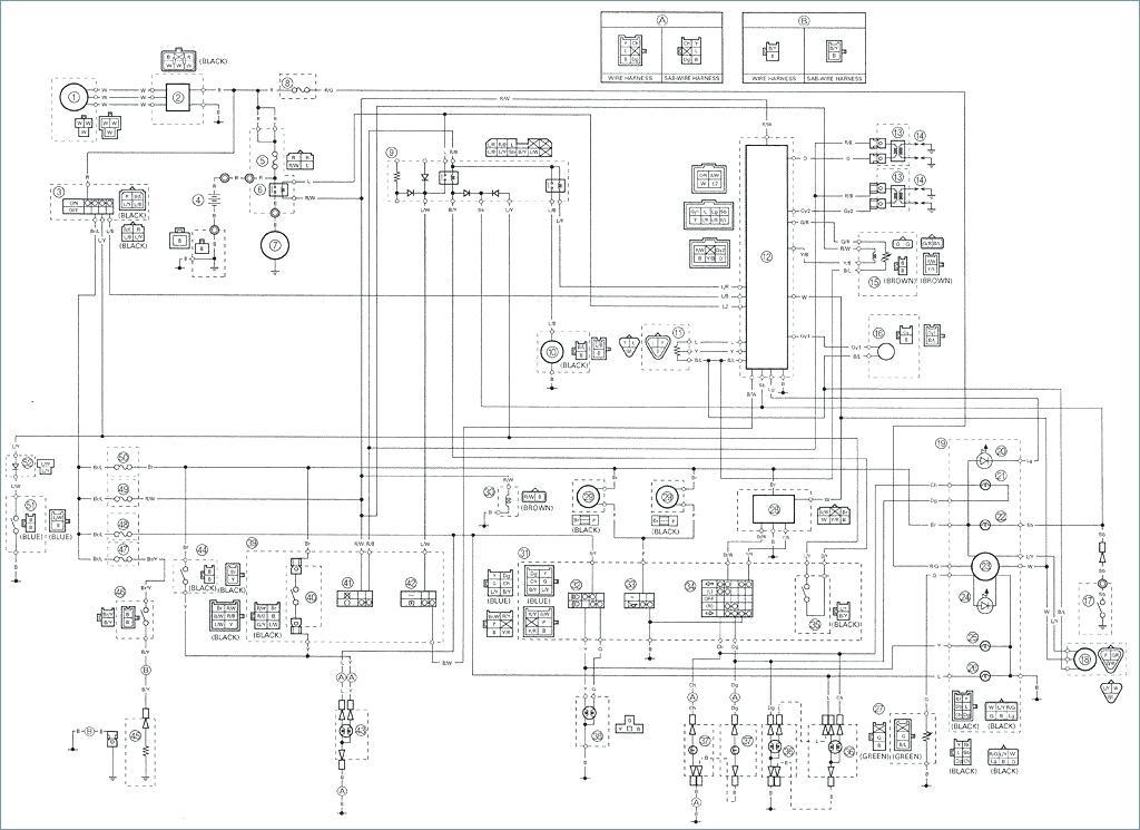 Yamaha V Star 1100 Headlight Wiring / H4 LED Headlight