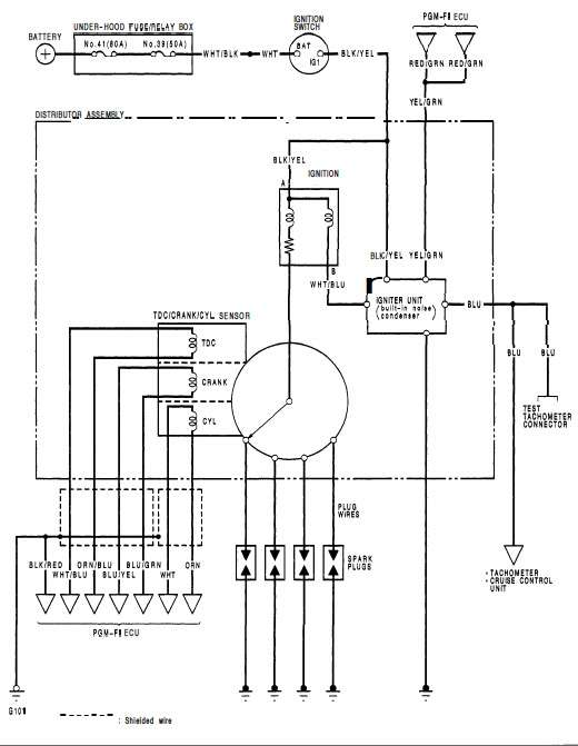 [DIAGRAM] Honda Civic Vti Wiring Diagram FULL Version HD