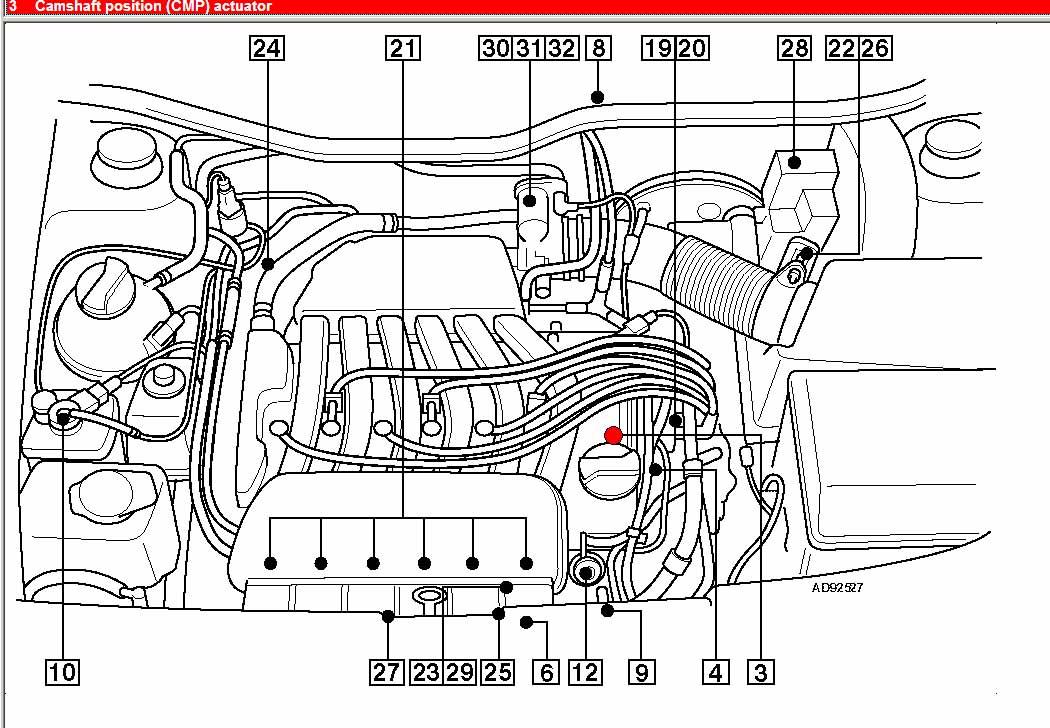 1998 Jetta 2 0 Engine Diagram / Vw Up Engine Diagram