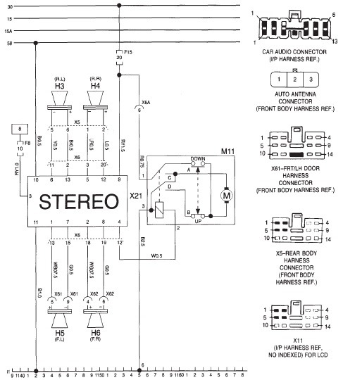 [RG_7697] 2007 Hino Wiring Diagrams Schematic Wiring