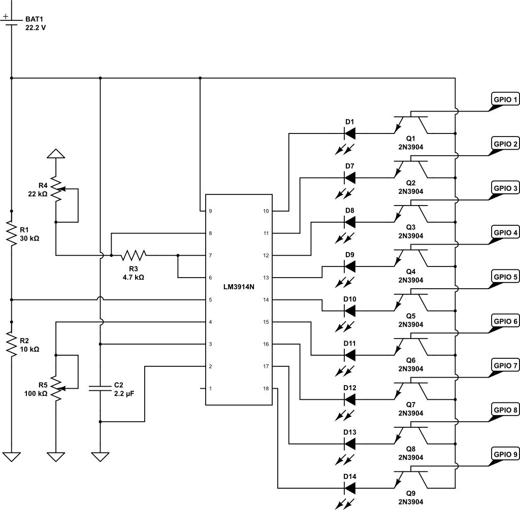 [NX_9090] 48 Volt Battery Meter Wiring Diagram Free Diagram