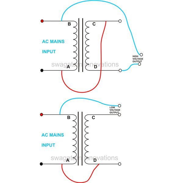 [YY_8274] High Voltage Transformer Wiring Diagram Download