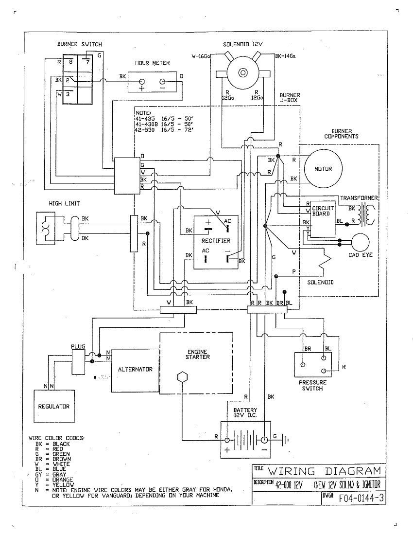 [VY_8822] Hotsy Washer Wiring Download Diagram