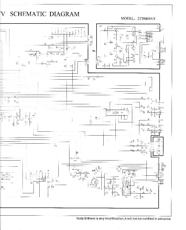 [32+] Tv Schematic Diagram Download