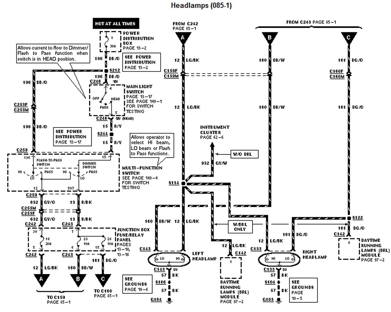 [GE_8670] 2013 Ford Map Sensor Wiring Diagram Free Diagram