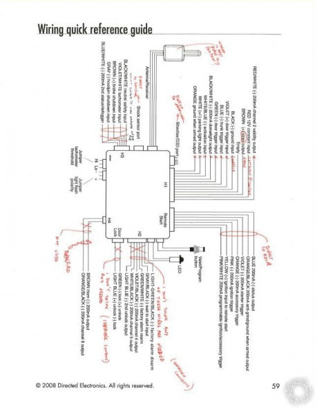 Remote Start Wiring Diagrams / Diagram 1999 Ford F 150