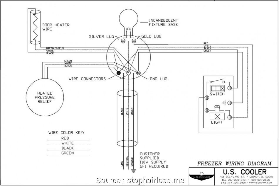 [OR_8100] Bohn Evaporator Wiring Diagram Download Diagram