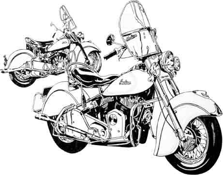 [XO_6080] 1948 Indian Motorcycle Engine Diagram Download