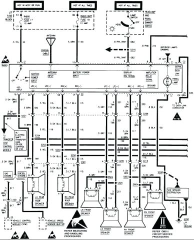 1970 Monte Carlo Wiring Diagram Collection