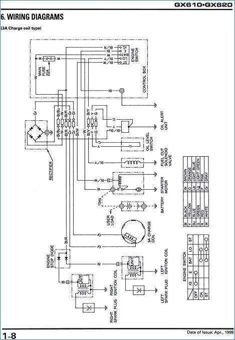 [LH_8477] Honda Gx610 Wiring Download Diagram