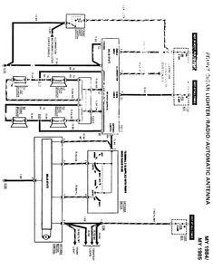 [SY_4683] Auto Antenna Wiring Diagram Schematic Wiring