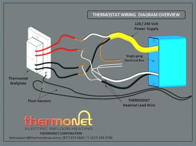 electric heat thermostat wiring diagram wiring diagram for