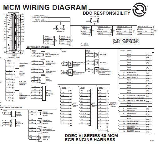 Detroit Series 60 Ddec 2 Jake Brake Wiring Diagram