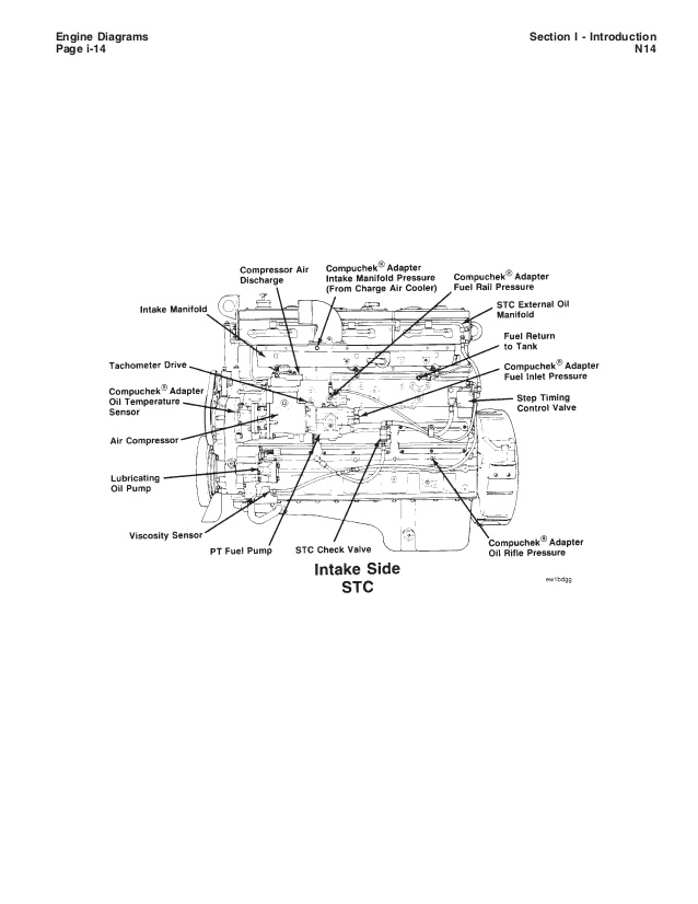 [YN_6733] 1992 Cummins Fuel System Diagram Free Diagram
