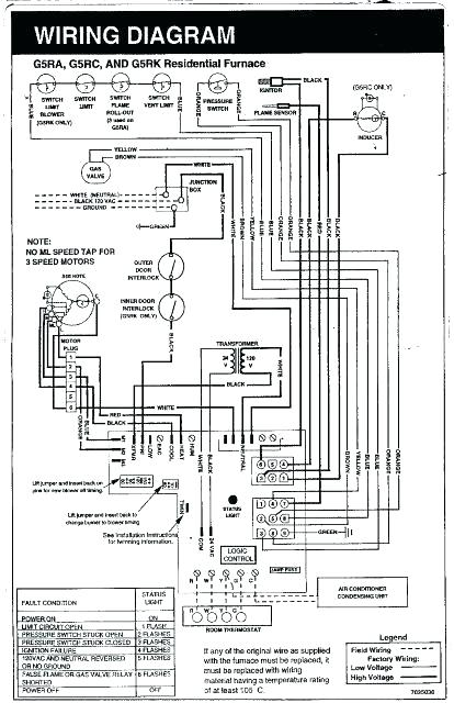Nordyne Ac Wiring Diagram / Nordyne Hvac Fan Relay Wiring