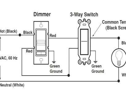 Leviton Rotary Dimmer Wiring Diagram : Leviton Presents