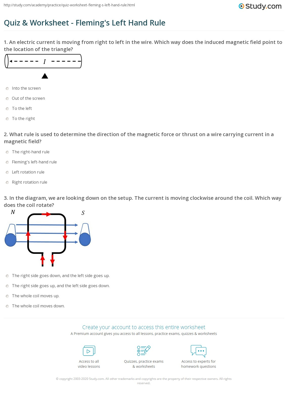 hight resolution of GE_9889 Electricity And Magnetism Proprofs Quiz Wiring Diagram
