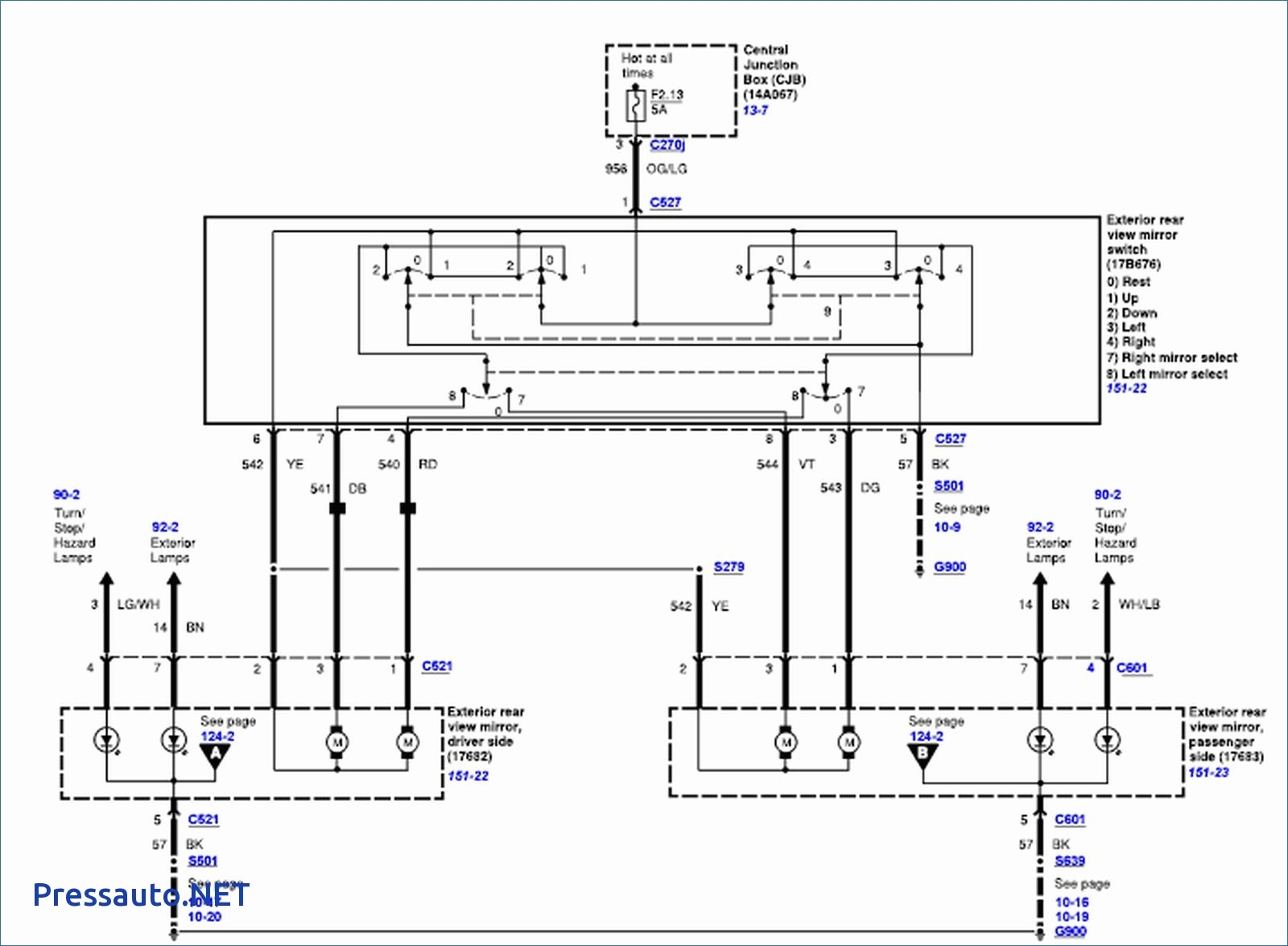 Whelen Ion Wiring Diagram
