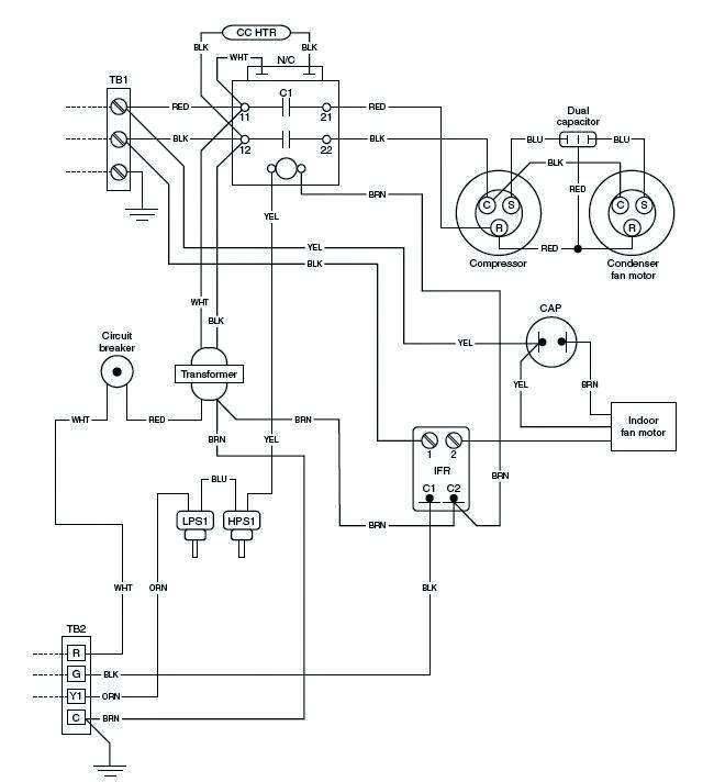 [AZ_3219] Residential Wiring Circuit Diagrams Schematic Wiring