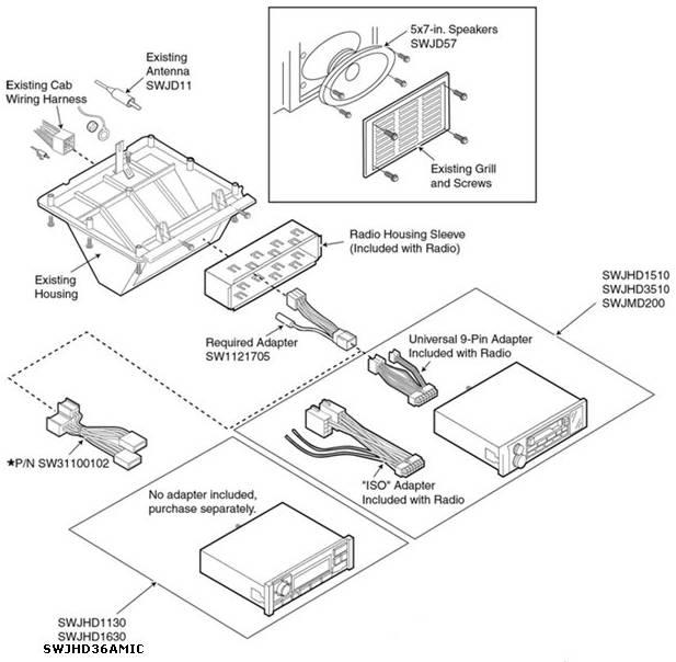 John Deere Delco Radio Wiring Diagram : Diagram 2001 Delco
