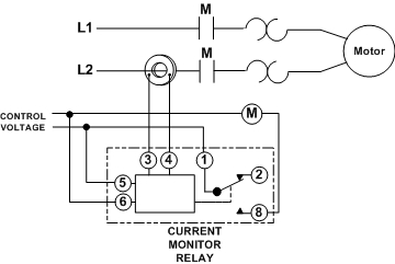 [ZB_5586] Current Relay Wiring Schematic Wiring