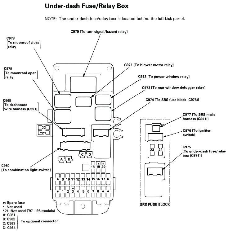 [WM_3966] 1993 Toyota Fuse Box Diagram Schematic Wiring