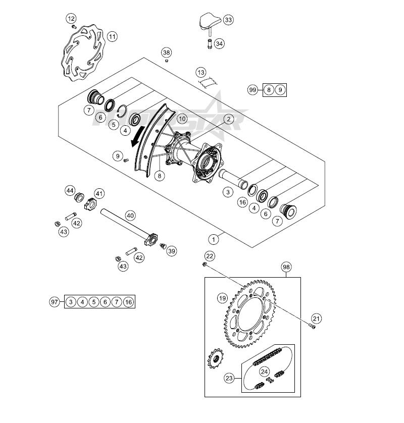 [OD_9926] Wiring Diagram Further John Deere L100 Wiring