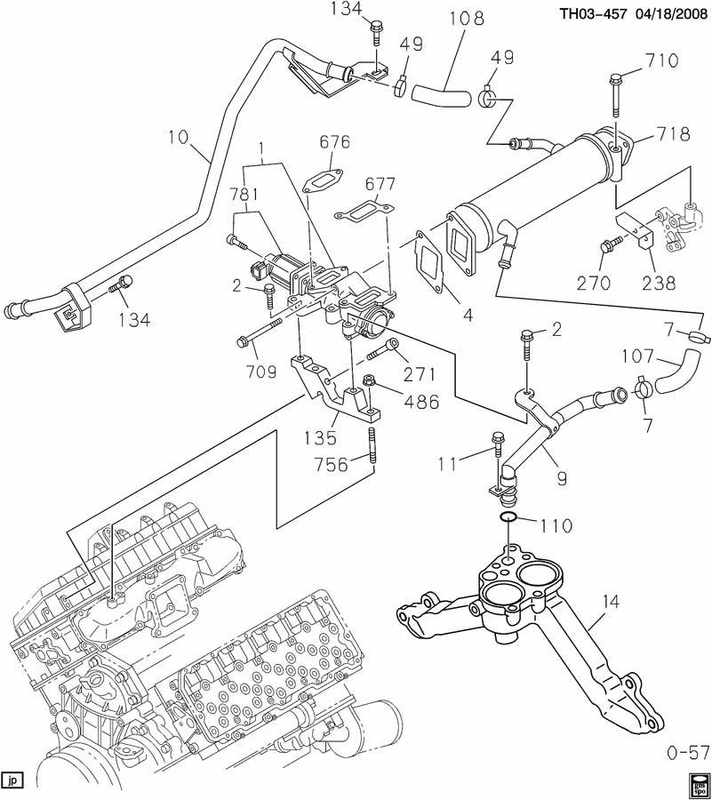 Lly 66 Duramax Engine Diagram / A Peek Inside The Duramax