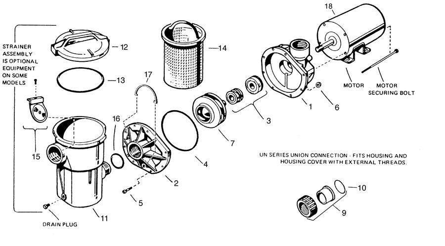 [ON_0478] Hayward Pool Pump Motor Wiring Diagrams