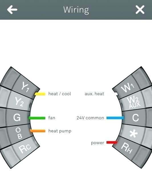 nest thermostat wiring diagram for heat pump  blacktop