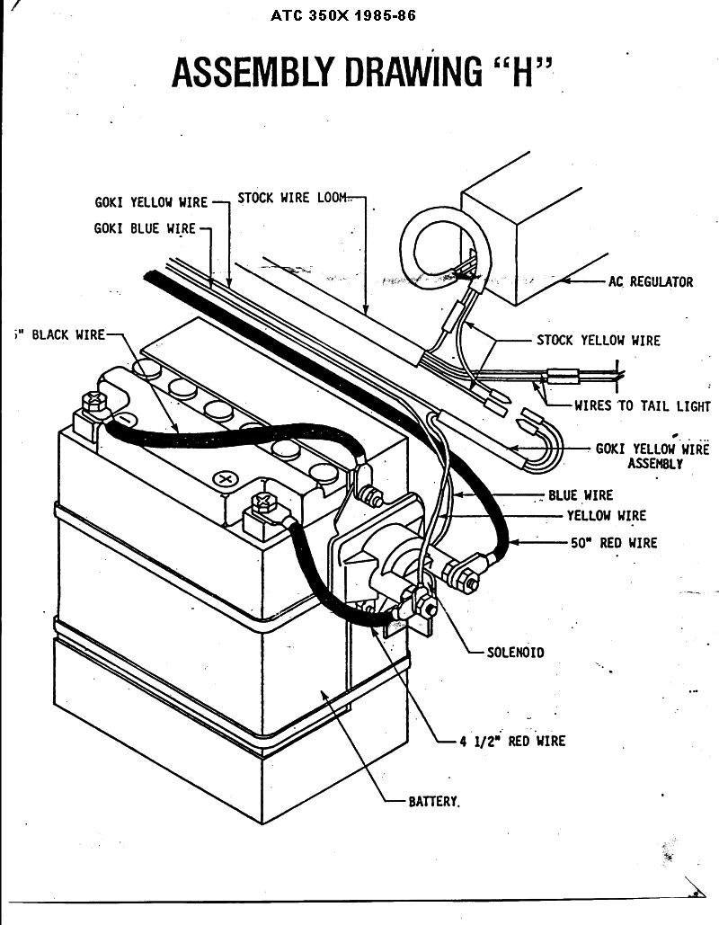Kawasaki Bayou 220 Wiring Harness Diagram Database