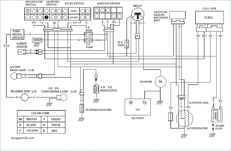 [YB_5414] Fuse Box Diagram 1995 Zx 600R Wiring Diagram