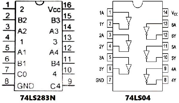 [NM_4458] Circuit Desolator Up Down Counter Circuit
