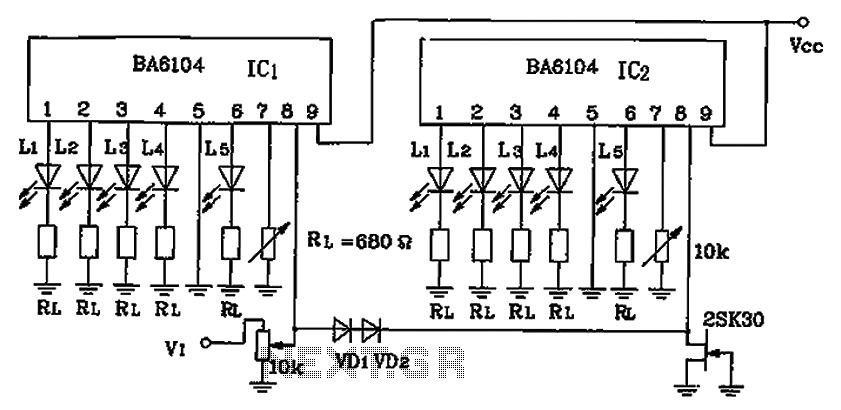 [SA_9708] Display Driver Circuit Diagram Download Diagram