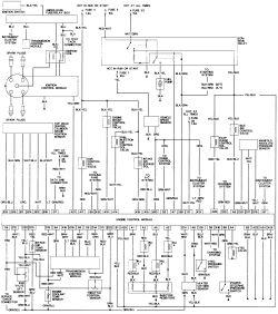 [HR_4765] 1997 Honda Civic Electrical Wiring Diagram