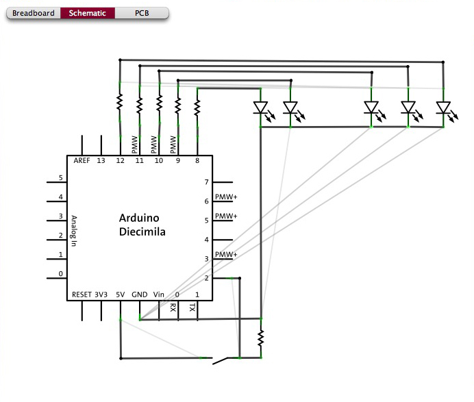 [SM_7215] Traffic Light Circuit Diagram Schematic Wiring