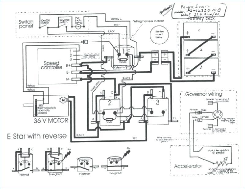 Melex Golf Cart Wiring Diagram Database